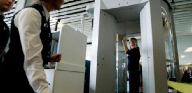 Muere una mujer con marcapasos en un escáner de aeropuerto