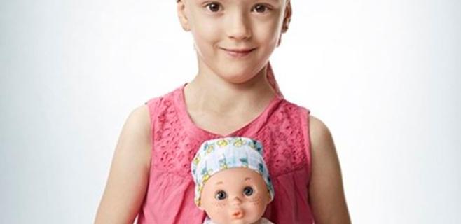 Llega el regalo de la Navidad en homenaje a los niños con cáncer