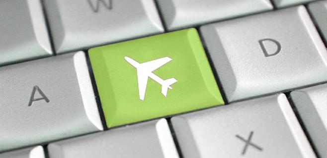 Balears es la CCAA donde más billetes de avión se compran por Internet