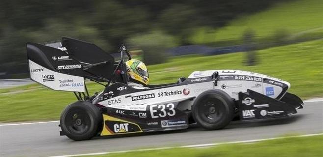 De 0 a 100 km/h en un coche eléctrico en 1,785 segundos
