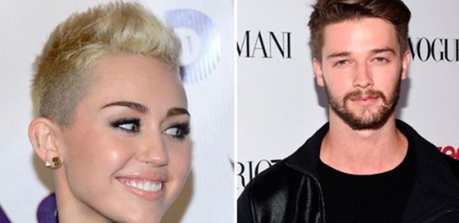Miley Cyrus tendría un romance con Patrick Schwarzenegger