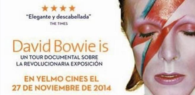 David Bowie Is llega a los cines de España