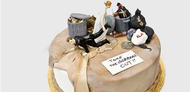EEUU populariza las celebraciones del divorcio