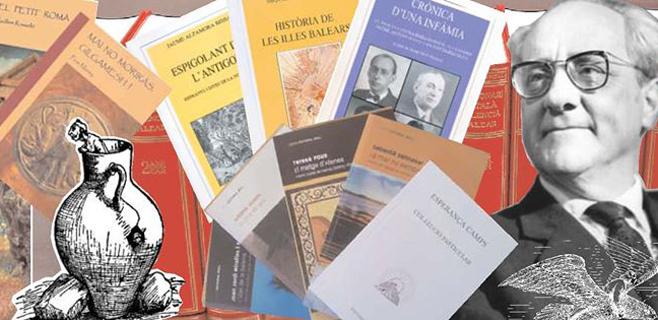 El Govern pretende asumir la titularidad de los derechos de la editorial Moll