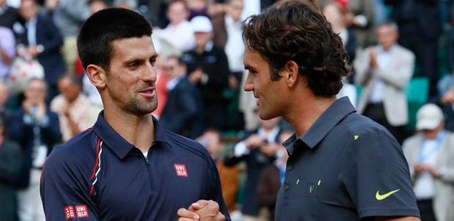 Federer se baja de la final del Masters