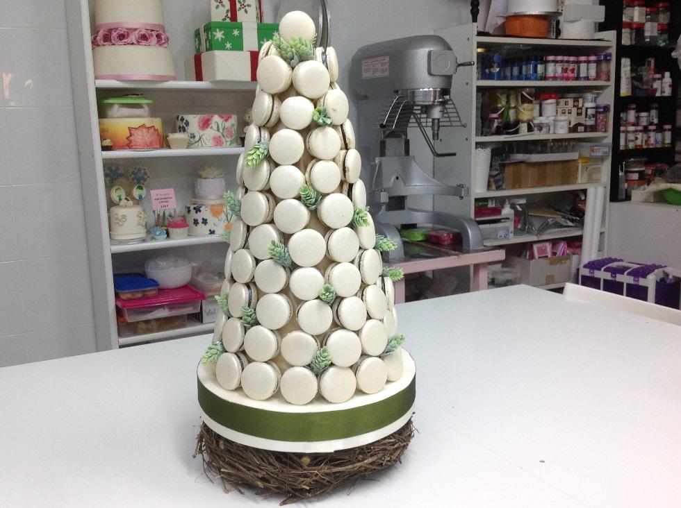 Claves para diseñar la tarta nupcial perfecta