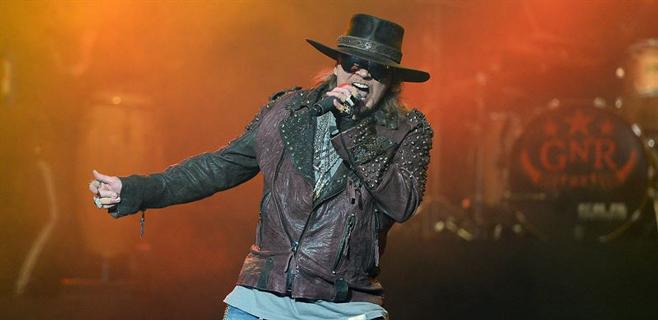 Guns n' Roses publicará nuevas canciones