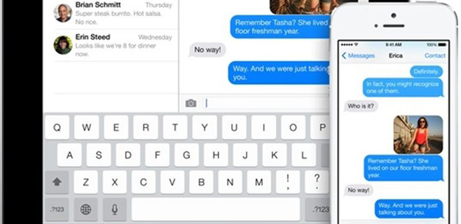 Apple ya permite darse de baja en iMessage