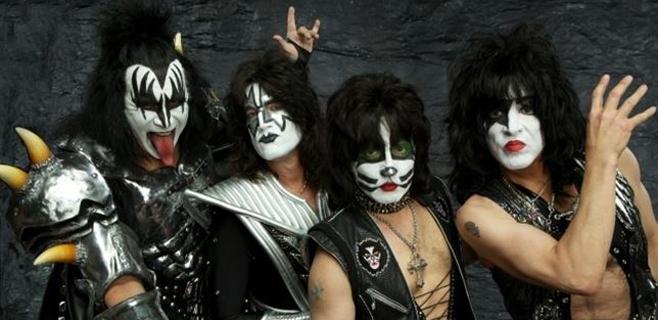 Kiss actuará en junio en Barcelona y Madrid