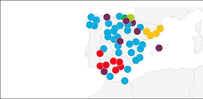 Podemos sería el partido más votado en Balears en unas elecciones generales
