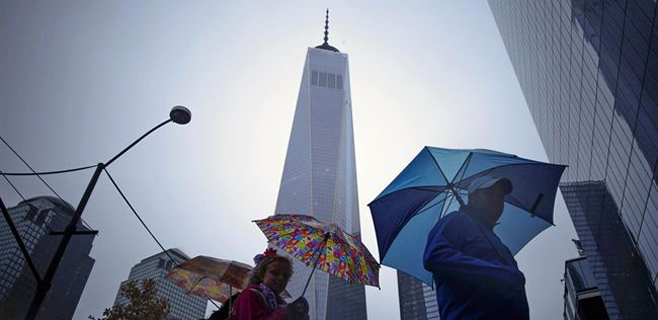 One World Trade Center abre 13 años después del 11-S