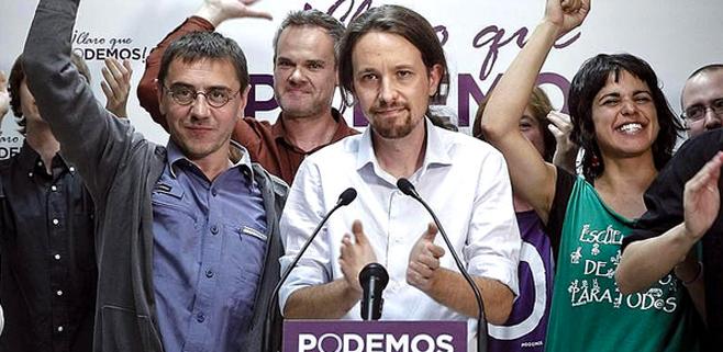 3 de cada 4 lectores no ven viable el programa económico de Podemos