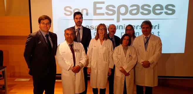 Son Espases lleva a cabo la primera cirugía para el Parkinson en Balears