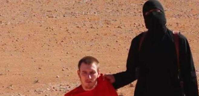 Estado Islámico decapita al rehén Peter Kassig