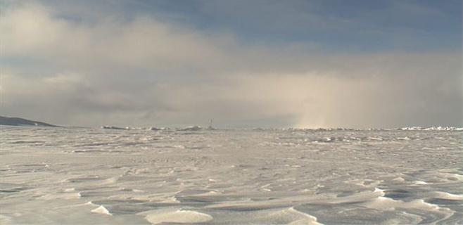 El Polo Norte casi no tenía hielo hace cuatro millones de años