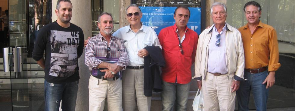 Palma homenajea a Los Javaloyas, el grupo de música más antiguo de España