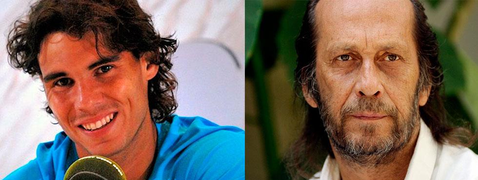 El tenista Rafa Nadal y el guitarrista Paco de Lucía, IV Premios Onda Cero Mallorca