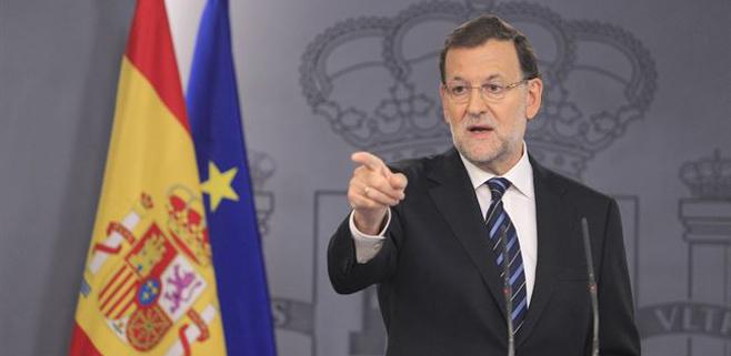Rajoy se enroca en su postura