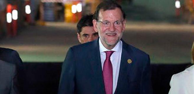 Rajoy irá a Cataluña a defender su postura