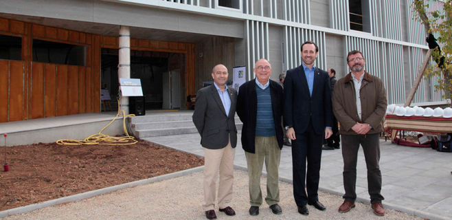 El Govern concede 6 millones para la nueva sede de Projecte Home
