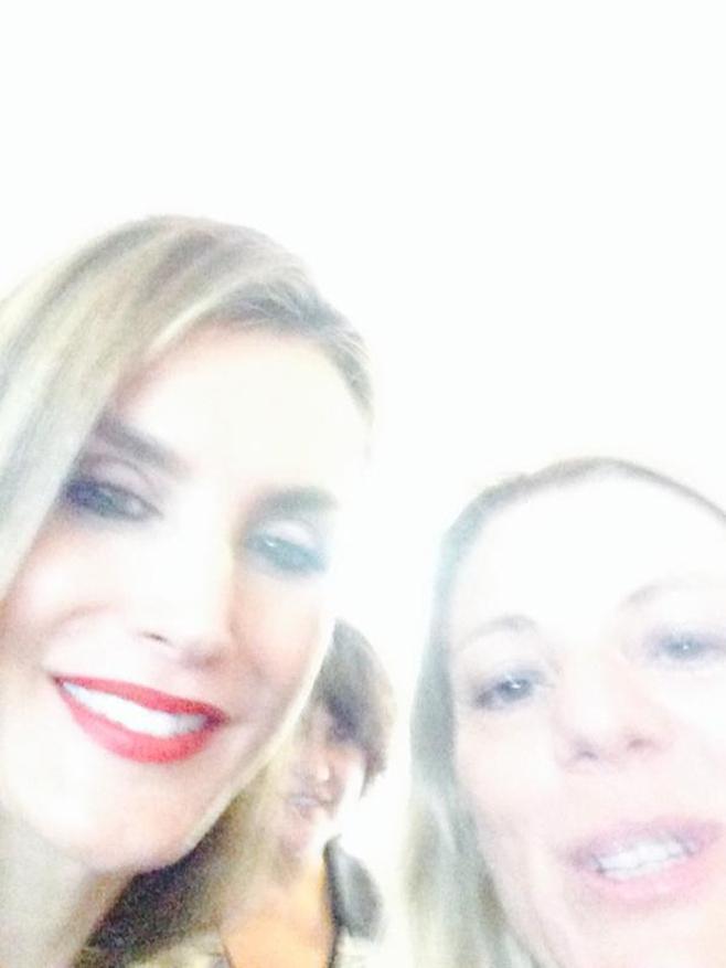 El selfie palmesano de Letizia