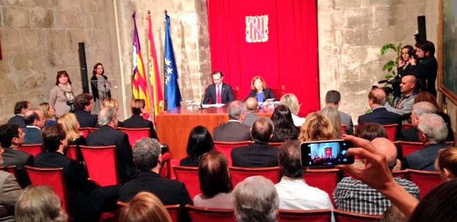 Balears diu no exige a la vicepresidenta que se proteja el archipiélago