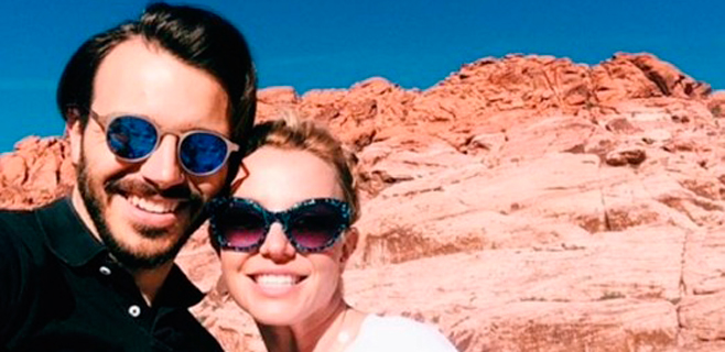 Britney Spears tiene nuevo novio