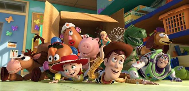 Disney anuncia Toy Story 4 para 2017