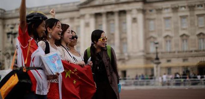 El número de turistas mundial creció un 5%
