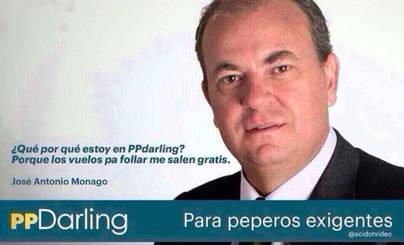 El método Monago: PPDarling