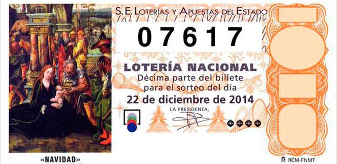 Un cuarto premio de la Lotería de Navidad salpica a Palma, Llubí y Maó