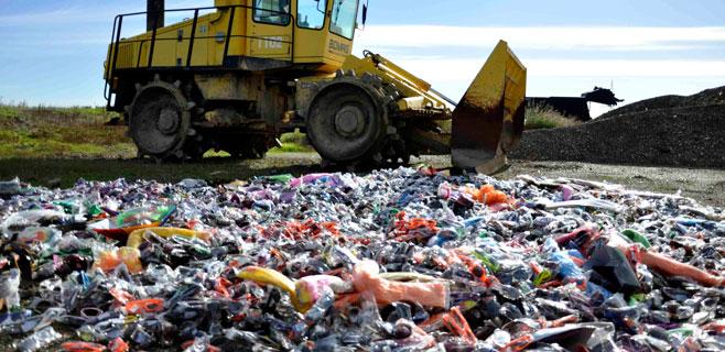 Destruídos 200.000 objetos intervenidos en Platja de Palma durante el verano