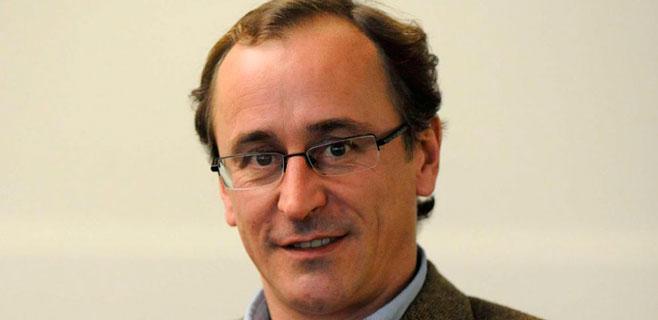 Alfonso Alonso es el nuevo ministro de Sanidad