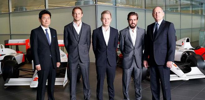 Alonso vuelve a McLaren
