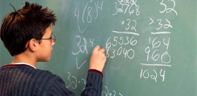 Los alumnos baleares son los más motivados para estudiar matemáticas