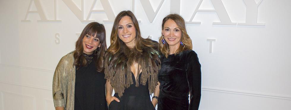 Nuevo concepto de showroom para estas fiestas: moda, vino y tapas de Santi taura