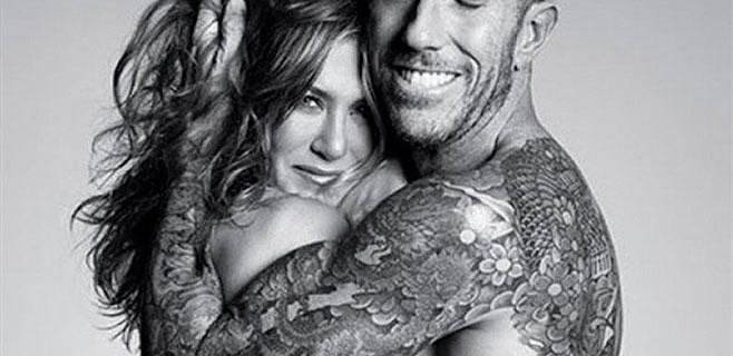 Jennifer Aniston en topless: irresistible a los 45