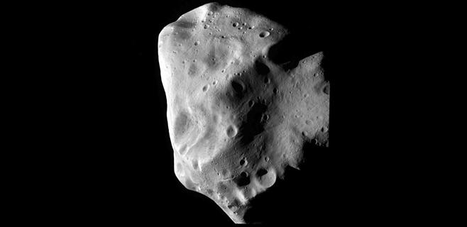 La NASA descarta que el asteroide UR116 choque con la Tierra