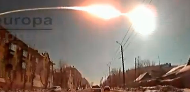 Europa ensaya el choque de un asteroide contra la Tierra