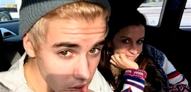 Justin Bieber se pasa al rubio