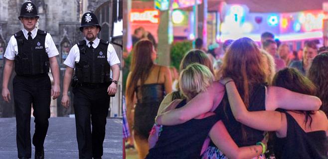Se prohibirá el alcohol en la calle y habrá bobbies patrullando en Magaluf