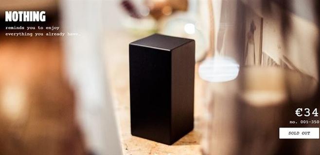 Una caja vacía es el regalo estrella para esta Navidad