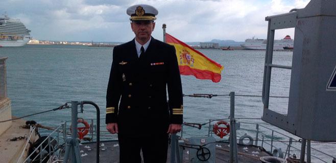 Llega a Palma uno de los patrulleros más importantes de España