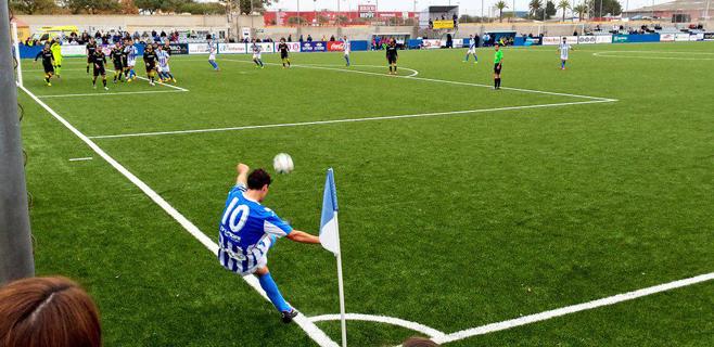 Poco botín (0-0) para el buen juego del Atlètic Balears