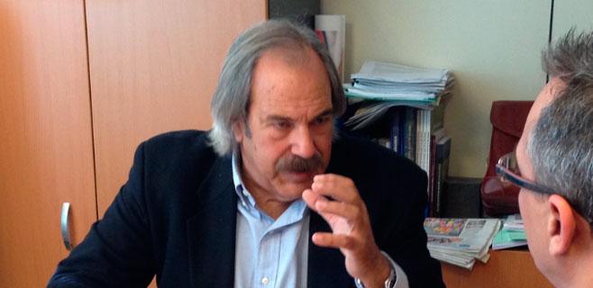 Tomàs Cortés, presidente de ASAJA