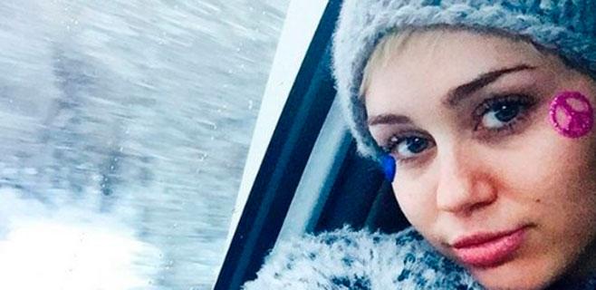 Miley Cyrus regala 'sexceral' para potenciar la líbido