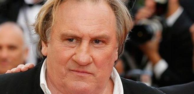 Gerard Depardieu confiesa haber comido leones