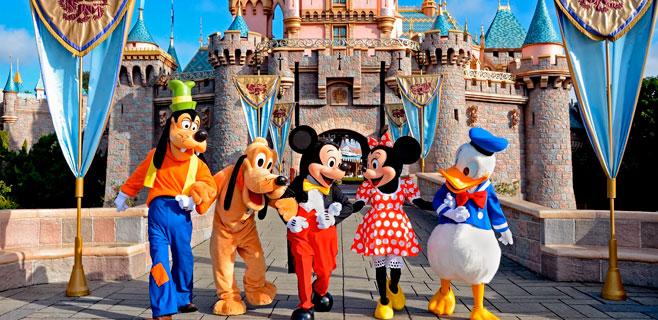 Disneyland es el lugar más popular en Instagram