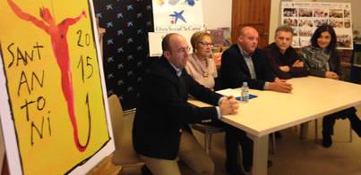 Barceló crea la imagen del escapulario de Es Grif para 2015
