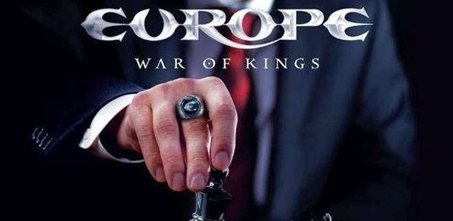 Europe regresan en marzo con nuevo disco